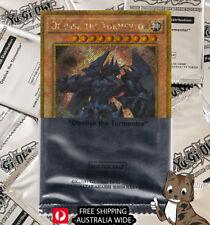 Yu-Gi-Oh! | Obelisk the Tormentor | MVPC-EN001 | Gold Secret Rare SEALED