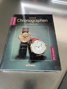 Armband Chronographen. Im Takt der Zeit. Der Preisführer | Buch