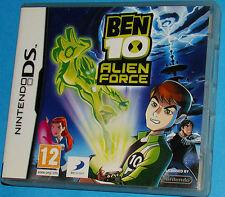 Ben 10 Alien Force - Nintendo DS NDS - PAL