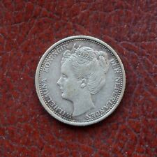 Netherland 1906 silver 10 cents