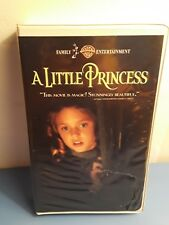 A Little Princess (VHS, 1995, Clamshell Case)