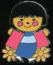 its a small world Mystery 2016 Girl from China Disney Pin 120389