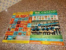 ALBUM CALCIATORI CALCIO 1970 1971 RELI COMPLETO(-132 FIGURINE) ORIGINALE BN/OTT