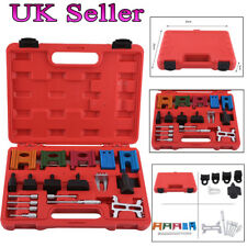 19 PC Engine Universal Timing Belt Chain Camshaft Flywheel Locking Tool Set Kit