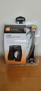 Shock Doctor Core Compression Shorts With Bioflex Cup Size Lg Mens S. New