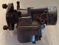 VH4D Wisconsin Engine - Zenith Carburetor