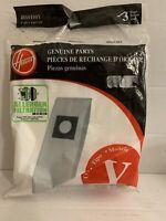 !!!!!  GENUINE HOOVER Y Vacuum Cleaner Bags  Allergen Filtration