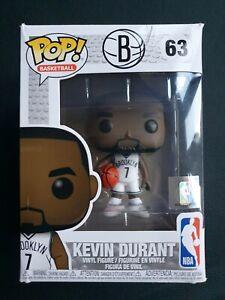 Funko Nba Pop Kevin Durant Brooklyn Nets