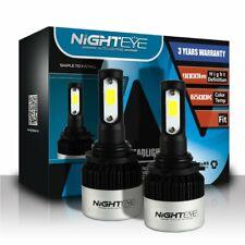 H8/H11 CANBUS NIGHTEYE LED KIT 72W 9000LM XENON WHITE AUDI BMW MERCEDES SEAT VW