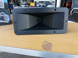 Pulse Piezo Tweeter Horn 300 x 150mm Speaker Component Driver 160W (234J)