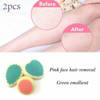 Hair Removal Depilation Sponge Pad Painless Magic Remove Hair Remover Reusable