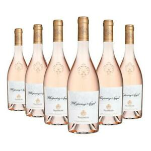 Whispering Angel Cotes de Provence Rose case of 6 x 75cl