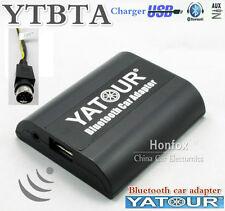Yatour Yt-Bta Bluetooth A2Dp Adapter for Volvo Sc-Xxx radios Mini Din Aux Sc700