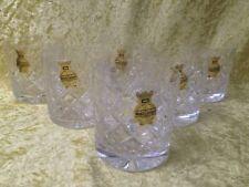 Tumbler Clear Webb Corbett Crystal & Cut Glass