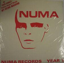 Gary Numan, Numa Records Year 1, NEW/MINT UK Vinyl LP with bonus 12 inch single