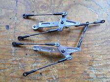 RAPTOR TITAN X50 E AILERON CONTROL ARMS & MOTOR BRACINGS