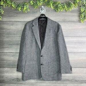 J. CREW NWT Ludlow Slim Fit Herringbone English Wool Cotton Blazer Jacket 42R