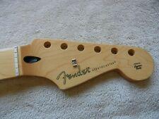 Genuine Fender Stratocaster Strat Neck Maple Fingerboard 2018 MIM