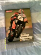 The Official British Superbike Season Review: 2006 by Gary Pinchin (Hardback,...