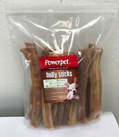 All Natural Bully Sticks Thick 8-9 inch FDA & USDA APPROVED