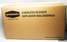 GreenWorks 24252 40V 150 Mph Cordless Blower, 2Ah Battery & Charger (Open Box)