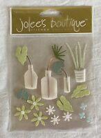 NEW Jolee's Boutique Stickopotamus Sticker Collage - Green Thumb - SPJ009