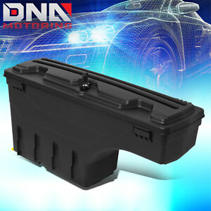 FOR 2007-2020 TOYOTA TUNDRA DRIVER LEFT SIDE TRUCK BED SWING CASE STORAGE BOX