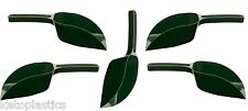 5 X Verde Plastica Giardino Scoop serra impregnazione compost seme del suolo alimentazione animale
