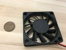 1 piece DC 12V Brushless Cooling Exhaust Fan 60mm 60x60x10 2pin 6010 Gdstime A11