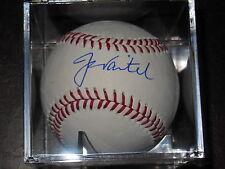 Jason Varitek Autographed MLB Baseball