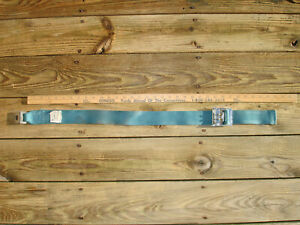 GM SEAT BELT AQUA TURQUOISE GREEN DAAL 9610 CHEVY BUICK PONTIAC OLDS 1973