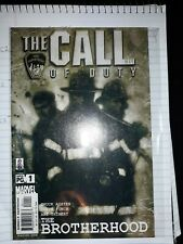 The Call of Duty: The Brotherhood #1 (August 2002, Marvel)