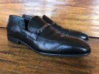 Mens Salvatore Ferragamo Bit Loafers Size 9 D