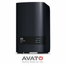 Western Digital WD My Cloud EX2 NAS Storage 2-Bay 1 x Gigabit LAN