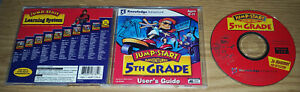 Jump Start Adventures 5th Grade PC/Computer Software Knowledge Teach