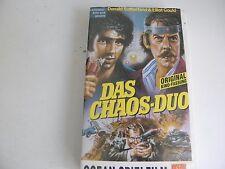 "VHS - "" Das Chaos-DUO - (1974) - Elliott Gould - Donald Sutherland  top"