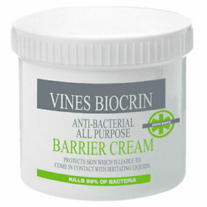 Vines Biocrin All Purpose Barrier Cream anti-bacterial 450ml