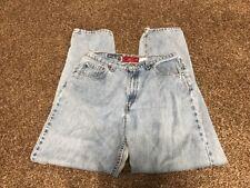 Levi Strauss Silver Tab Women's Size 11 Jr. Jeans Measure: 30 X 31