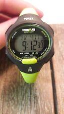 Timex Women's T5K527 Ironman Traditional 10-Lap Bright Green/Black Watch