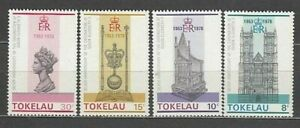 Tokelau - Post Yvert 61/4 MNH
