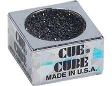 Original Cue Cube Scuffer  Shaper  Tool Pool Cue Tip tool