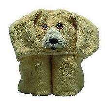 Animal Hooded Bath Towel, Beach Towel, Kids Toddlers Baby - Yellow Lab Dog