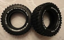 NEW TAMIYA F150 1995 version Off Road BF Goodrich Tire, 1 Pair, 2 tires 9805481