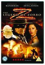 The Legend Of Zorro (DVD, 2011)