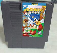 Sonic the Hedgehog nes game english