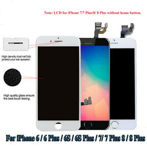 For iPhone 7 Plus 8 8 Plus LCD Display Digitizer Screen Replacement +Camera