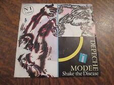45 tours depeche mode shake the disease