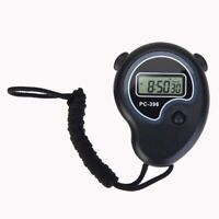 Chronometre d'alarme numerique de sport de poche F7A6 1U