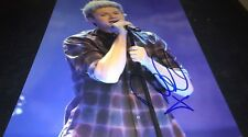 Niall Horan One Direction Singer In Concert Hand Signed 11x14 Photo COA Proof