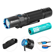 OLIGHT M2R PRO Warrior New Release 1800 Lumens Rechargeable Tactical Flashlight